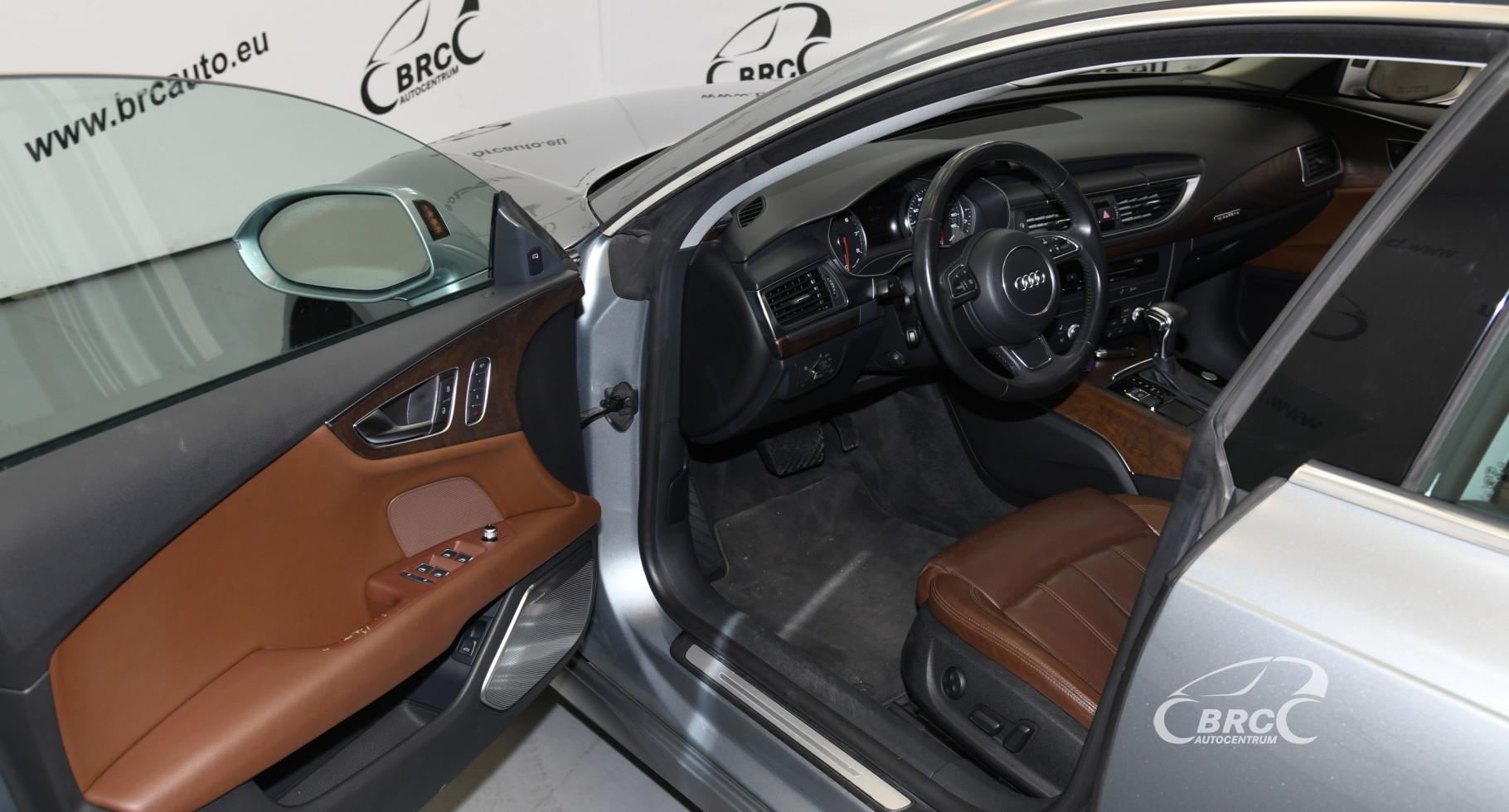 Audi A7 3.0 T Quattro Prestige Automatas
