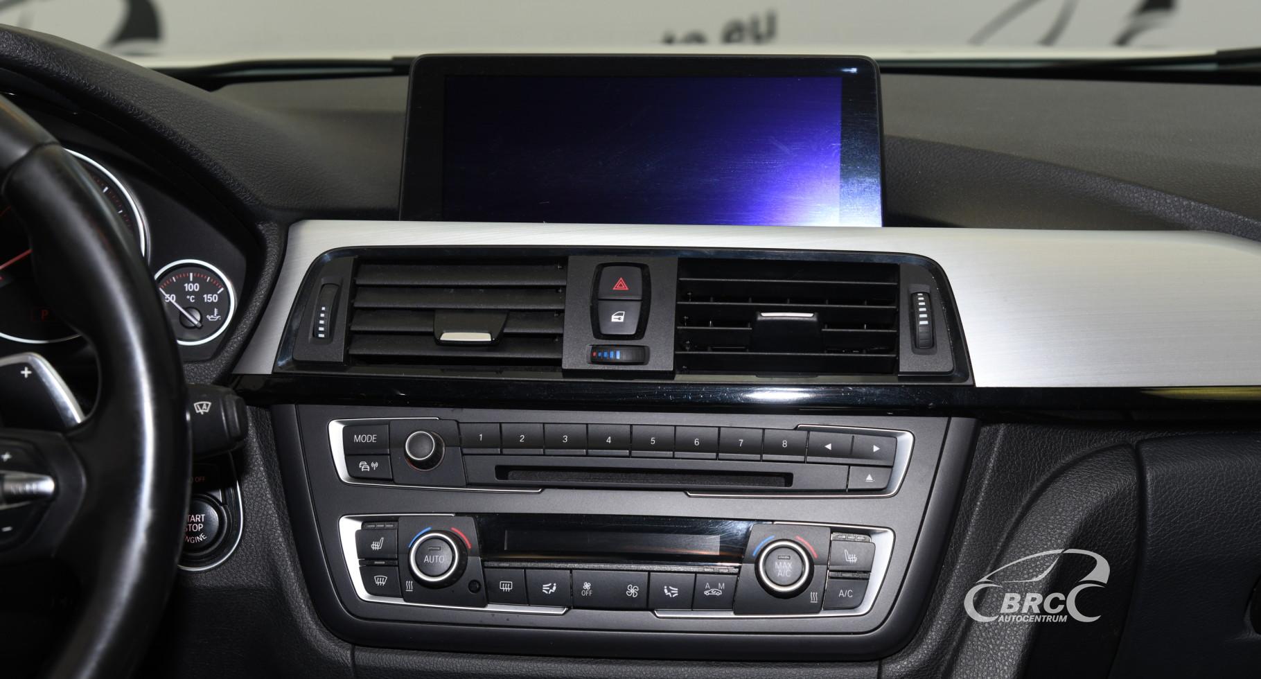 BMW 320 d M-paket Automatas
