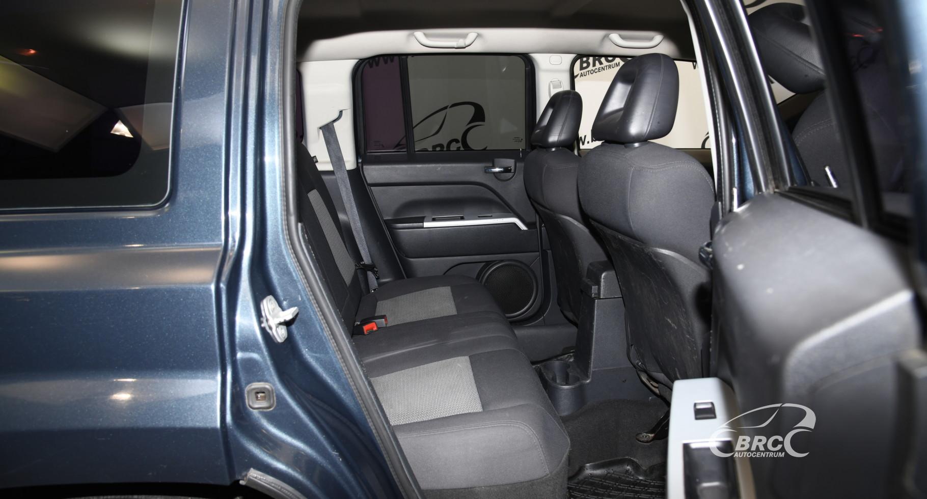 Jeep Patriot 2.0 CRD 4WD