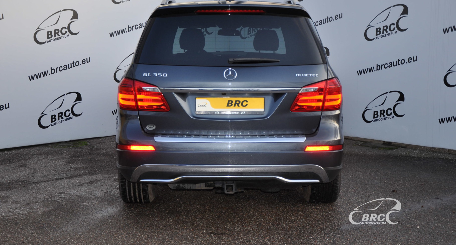 Mercedes-Benz GL 350 Bluetec 4Matic Automatas