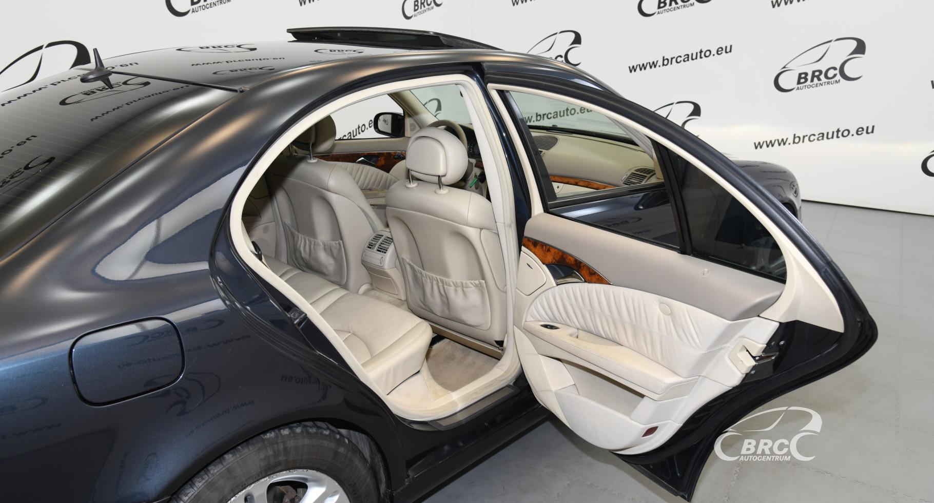 Mercedes-Benz E 270 CDI Elegance Automatas