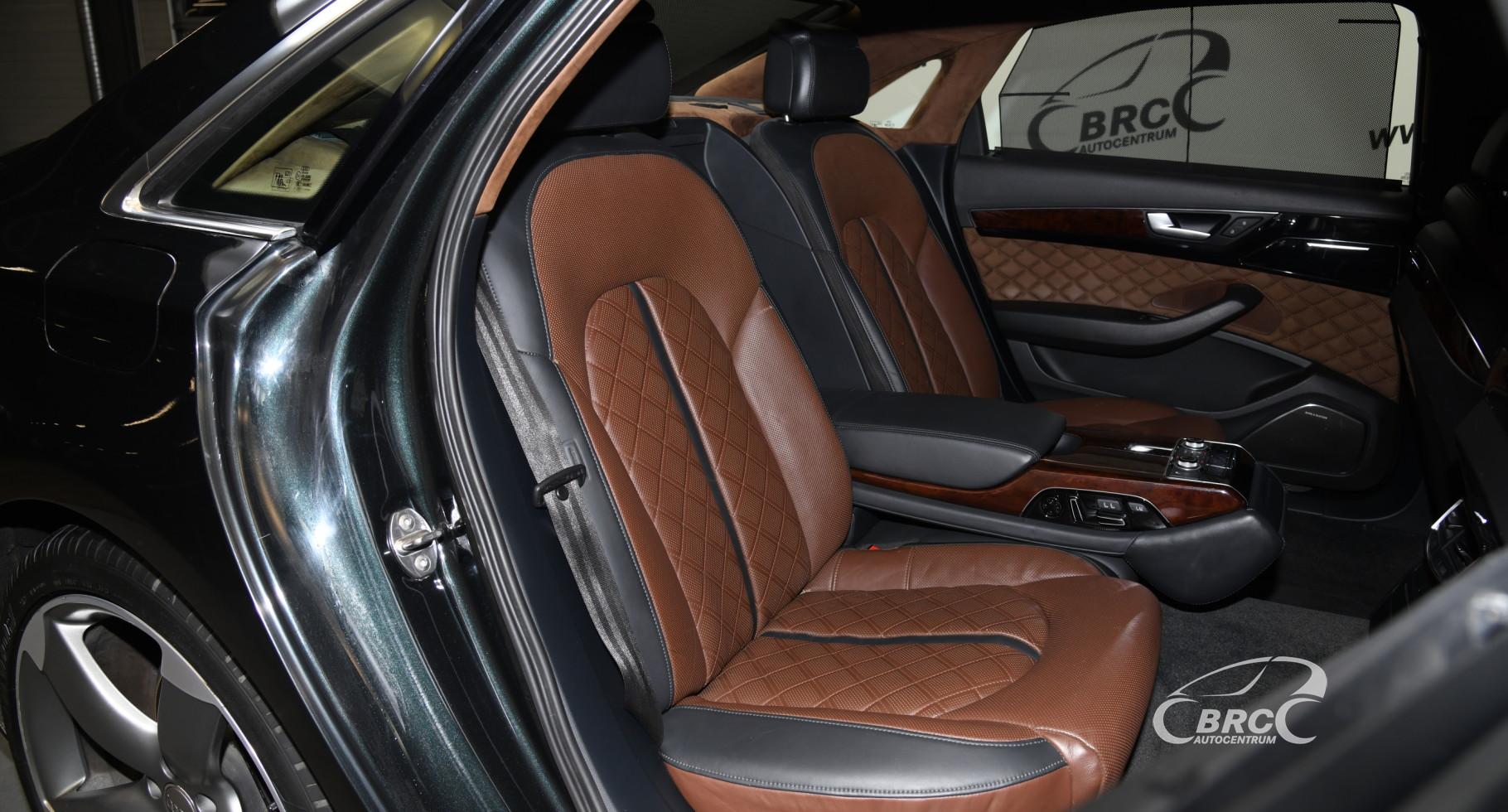 Audi A8 L 3.0 TDI Quattro Automatas