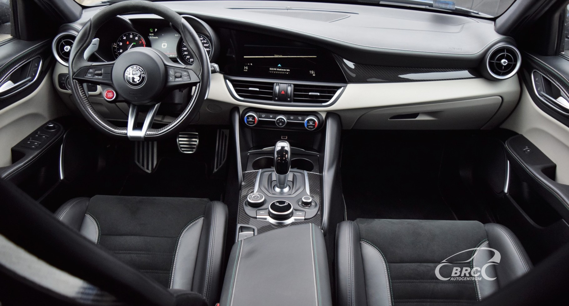 Alfa Romeo Giulia Quadrifoglio 2.9 V6 Bi-Turbo