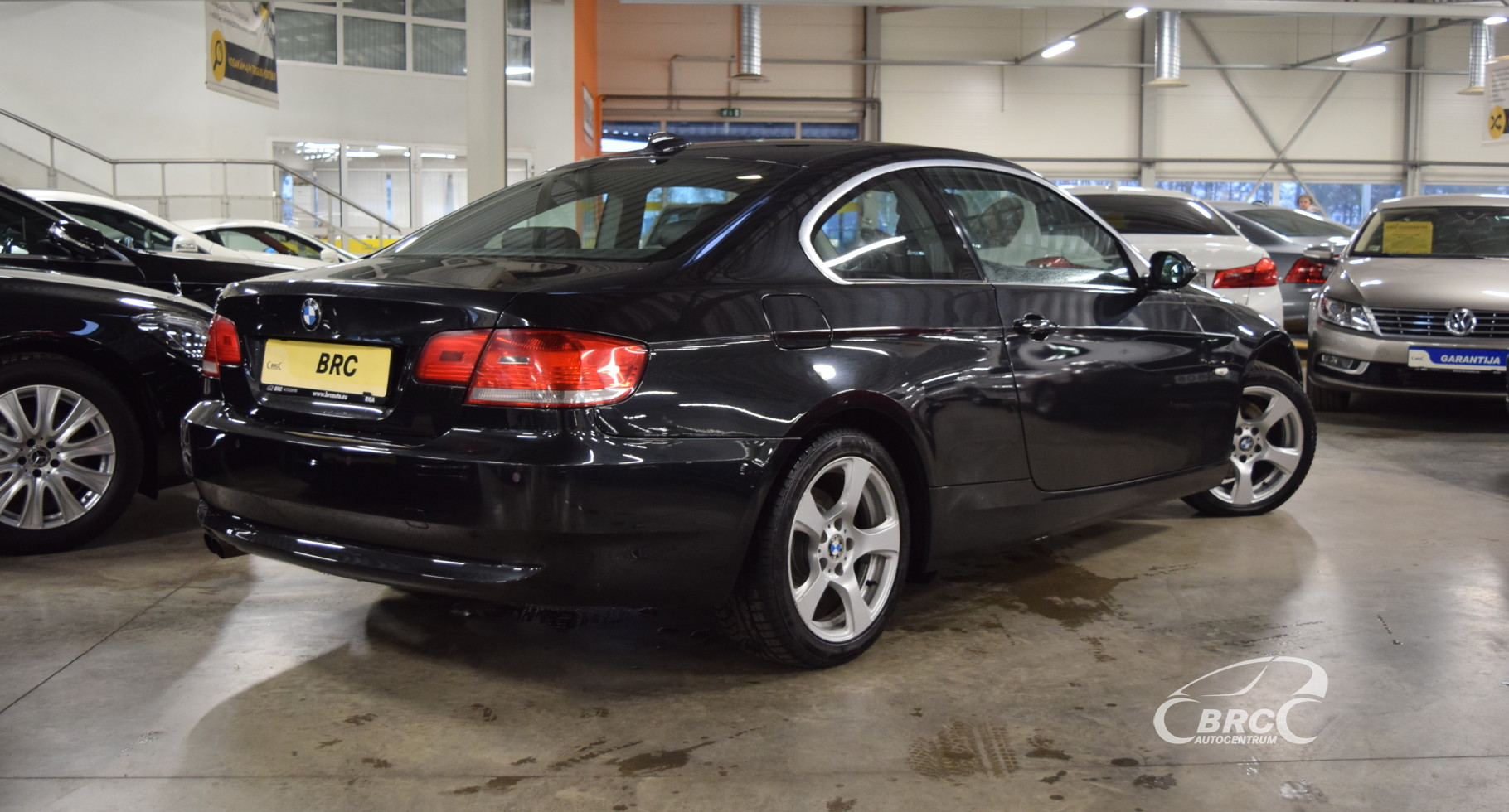 BMW 325 i Coupe M/T