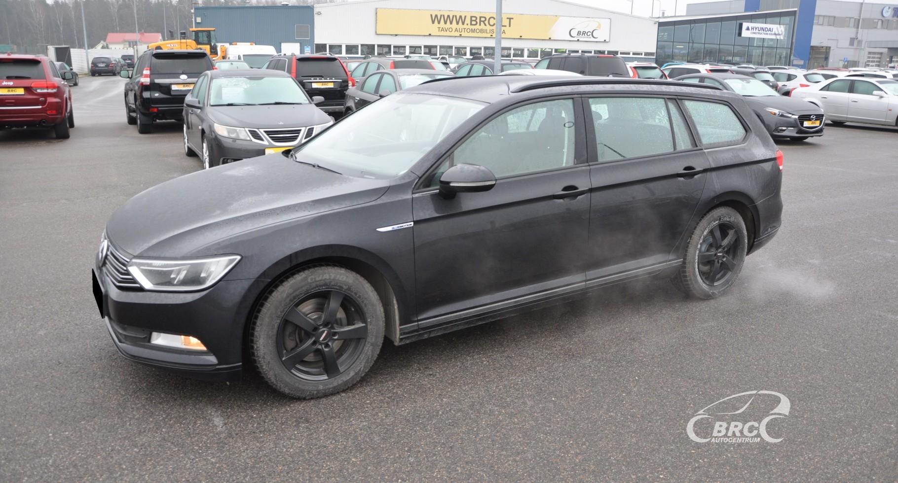 Volkswagen Passat 1.6 TDI Variant