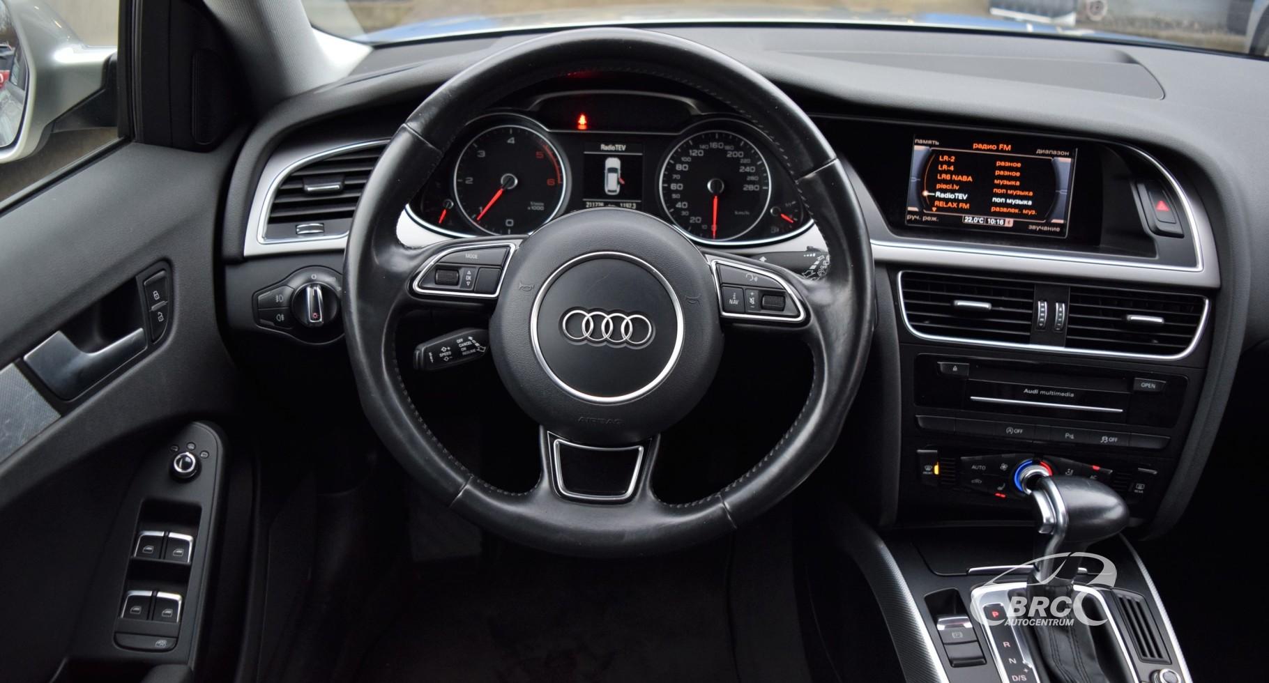 Audi A4 Avant TDi A/T