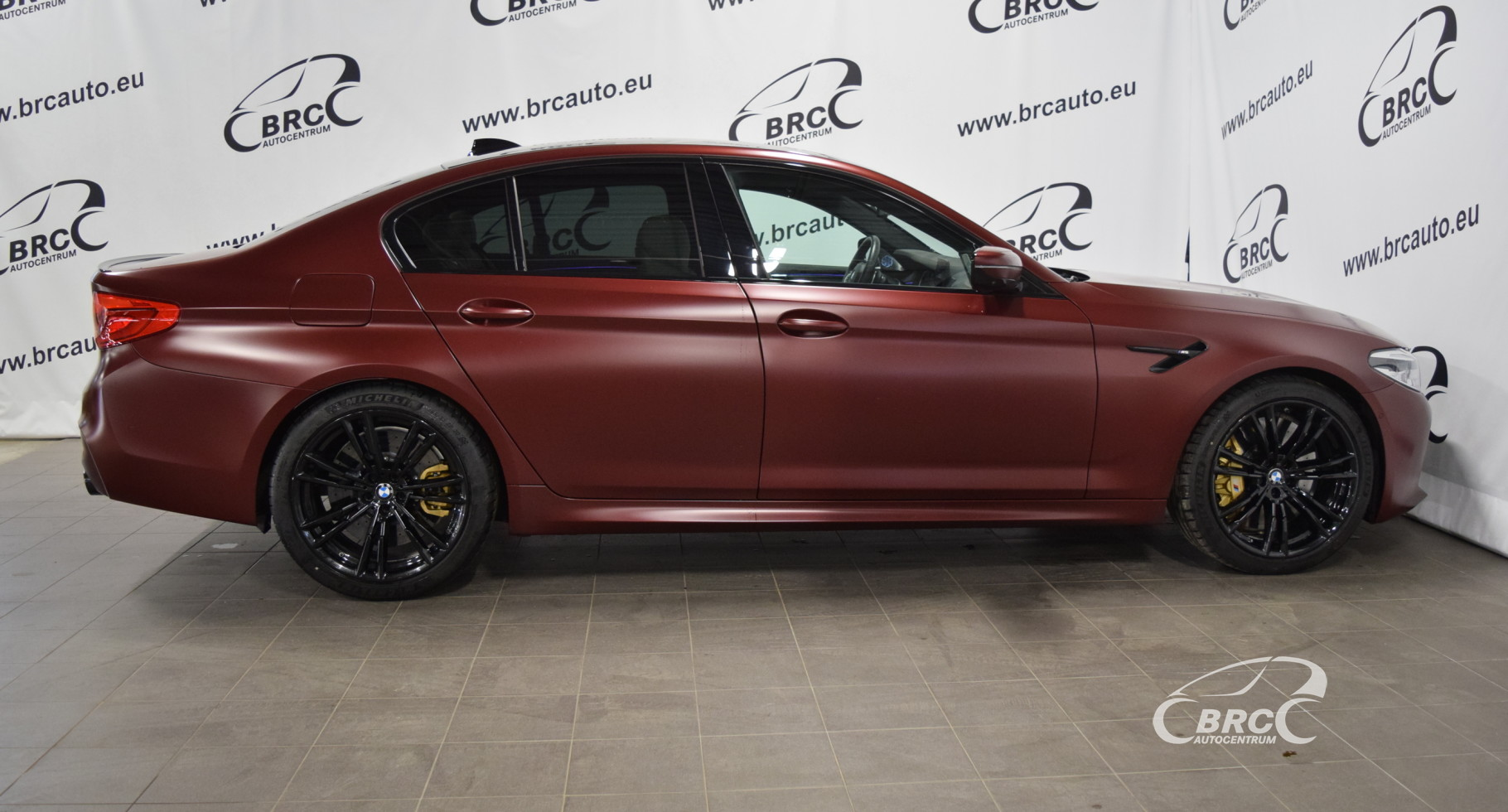 BMW M5 First Edition 1/400