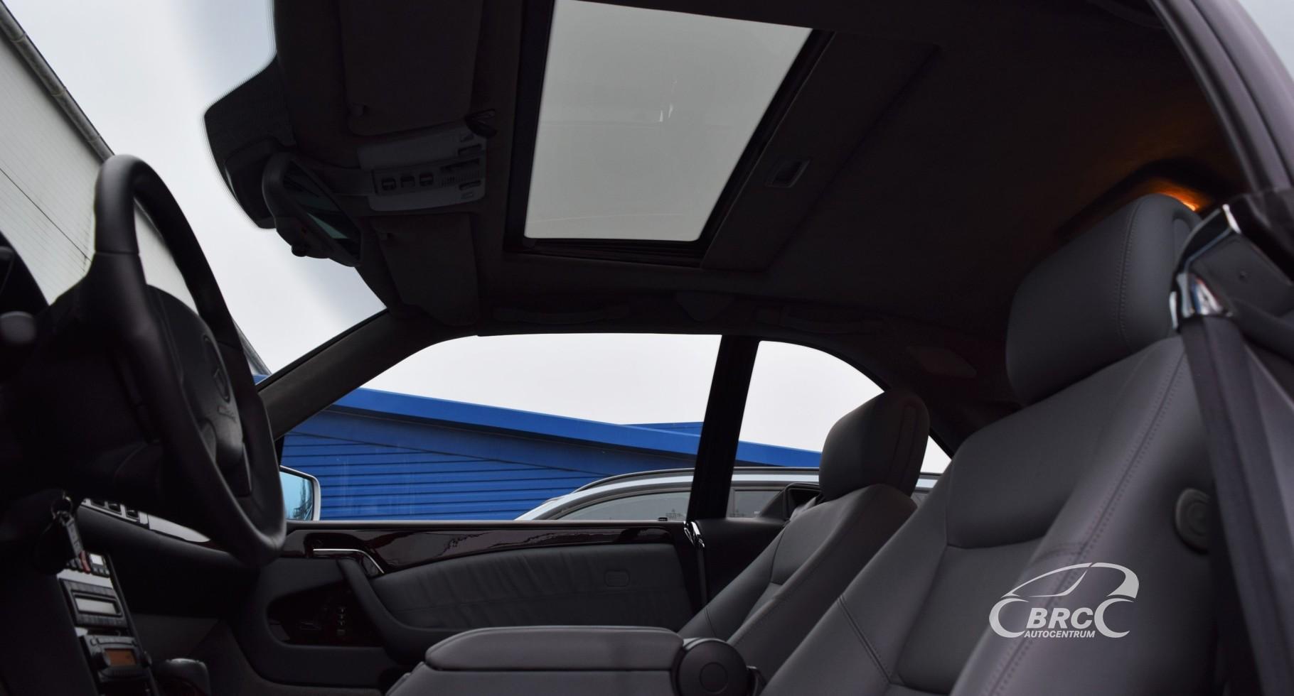Mercedes-Benz CL 600 V12 AMG