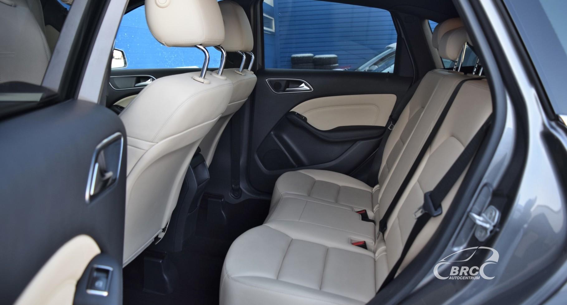 Mercedes-Benz B 180 CDi A/T