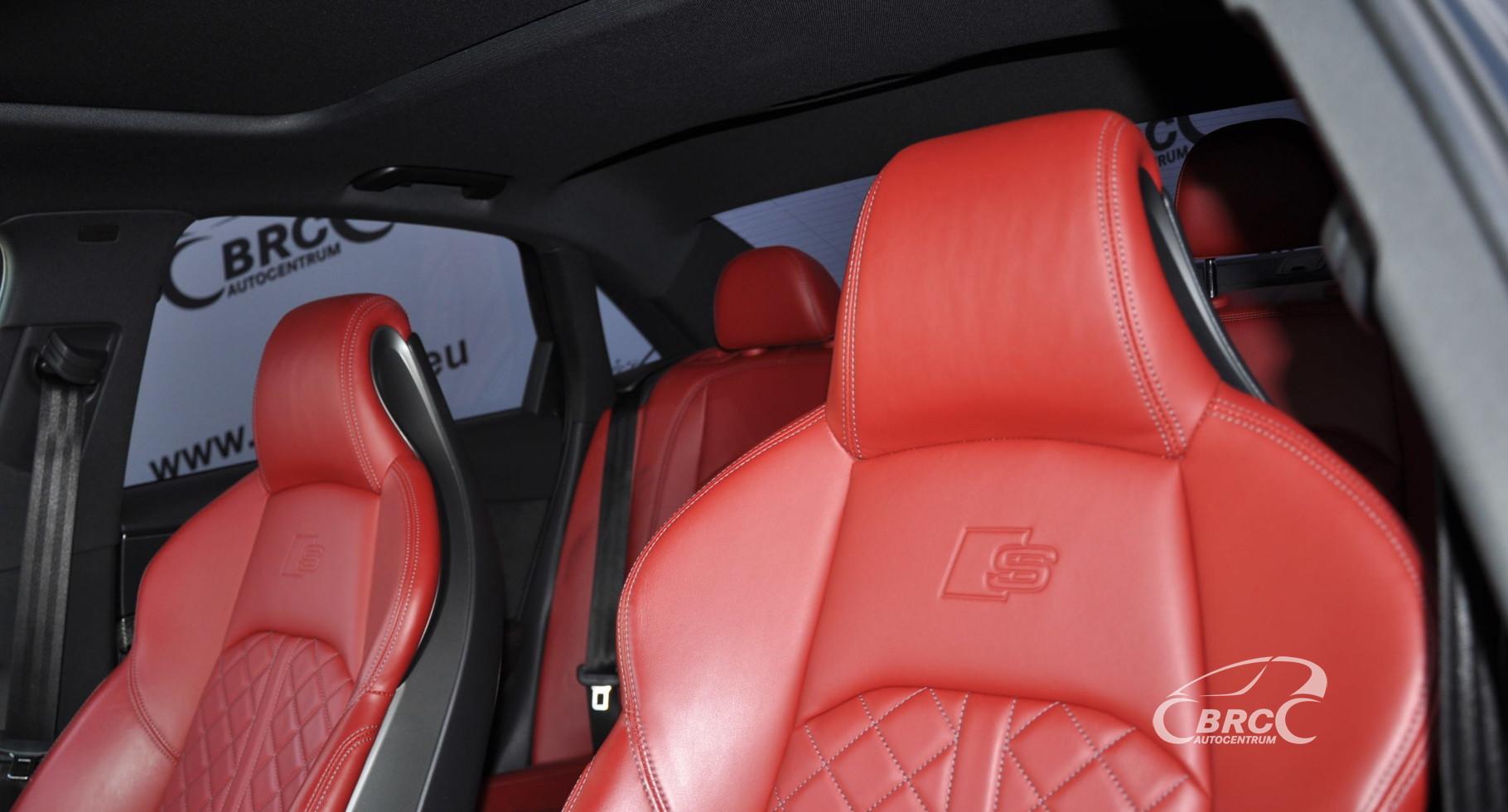 Audi S4 3.0 TFSI V6 Quattro Automatas