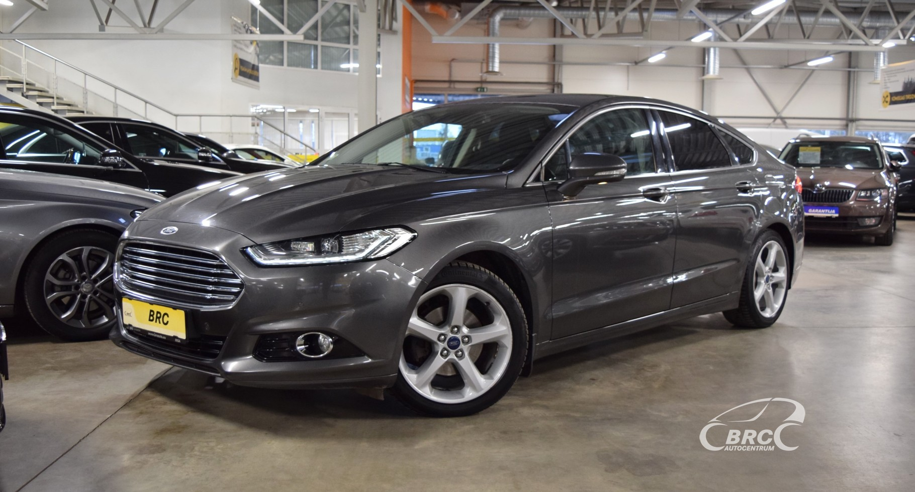 Ford Mondeo Titanium A/T EcoBoost
