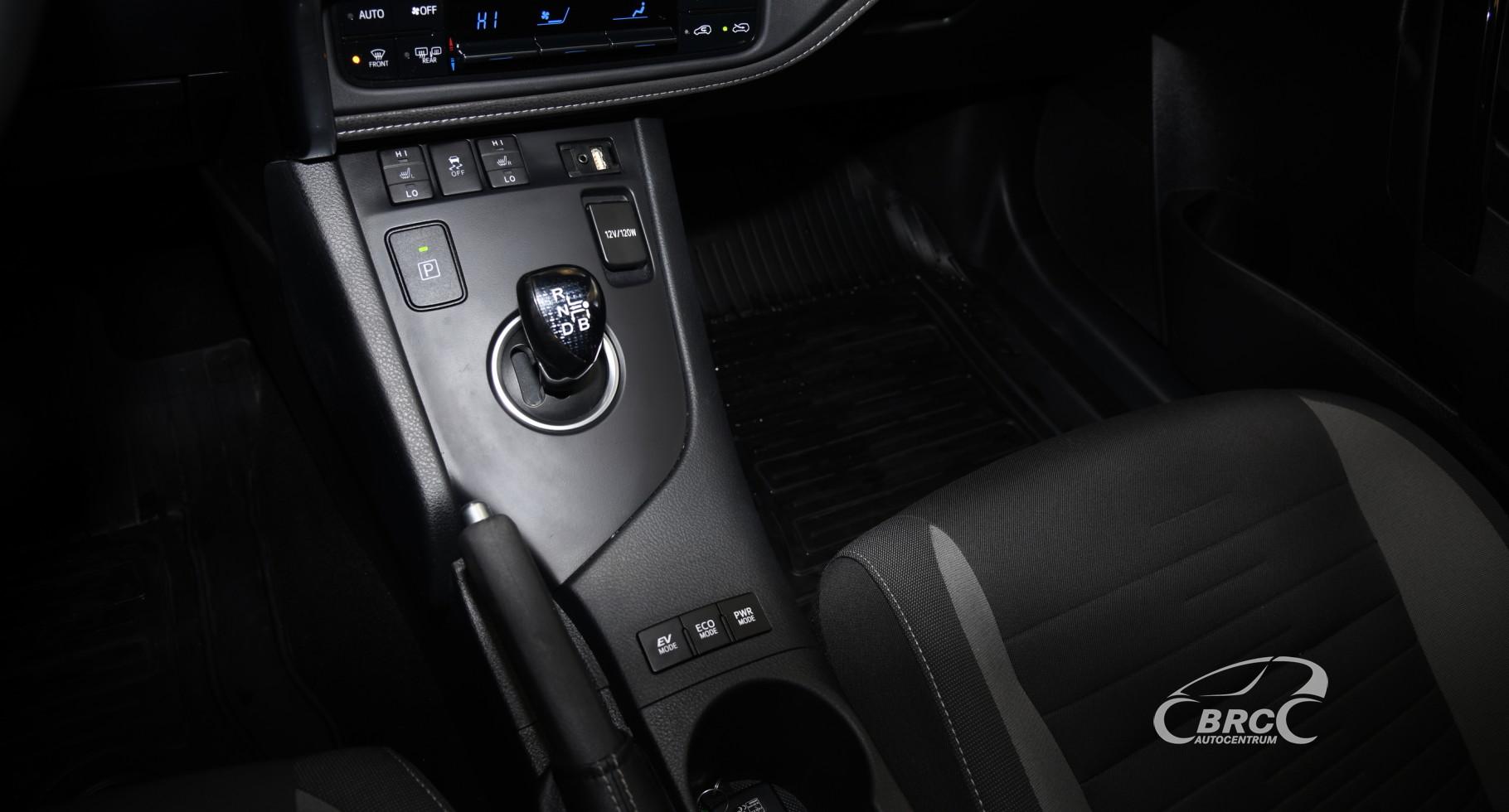 Toyota Auris 1.8i Hybrid Automatas