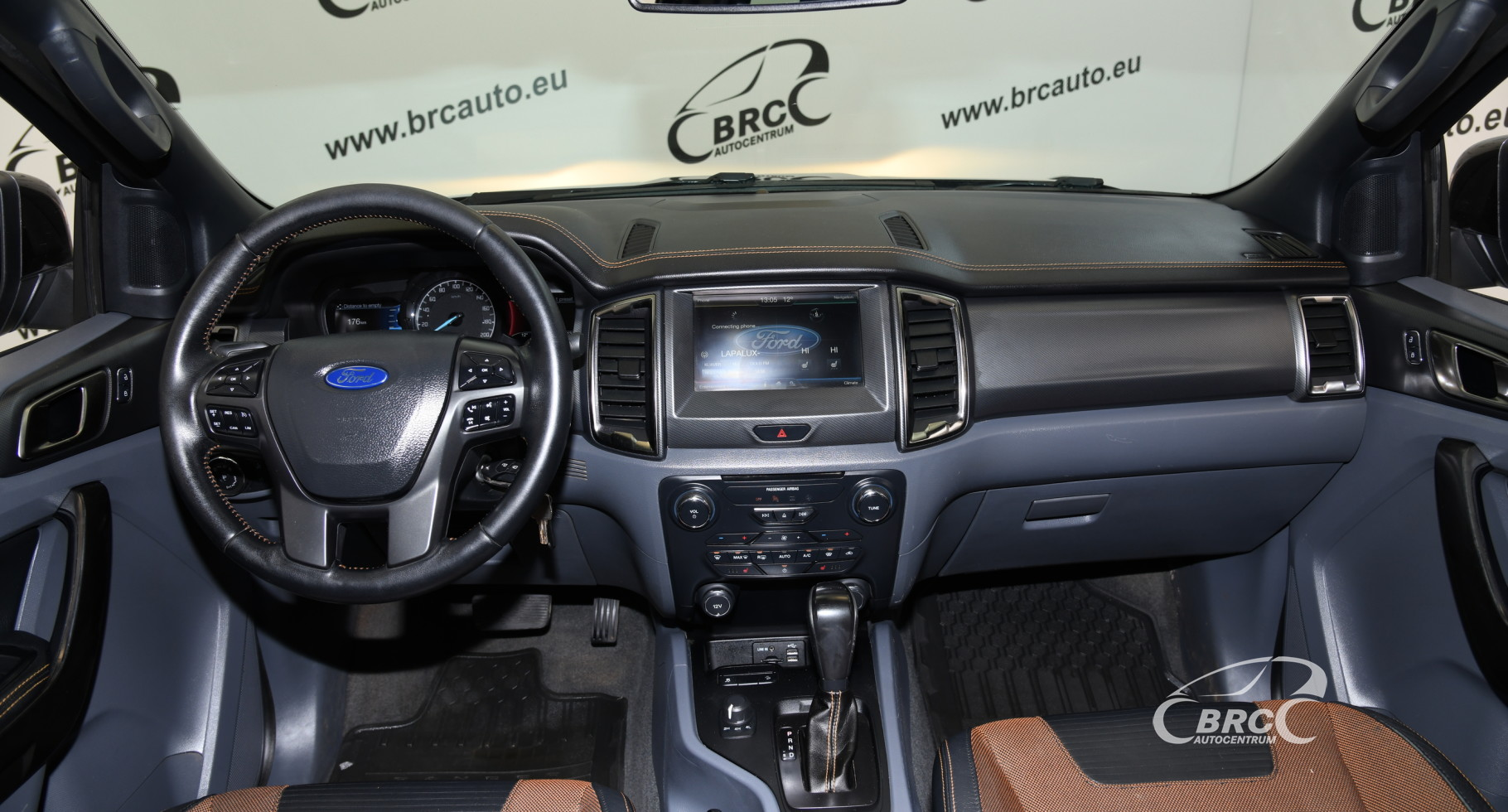 Ford Ranger 3.2 Wildtrack 4x4 Automatas
