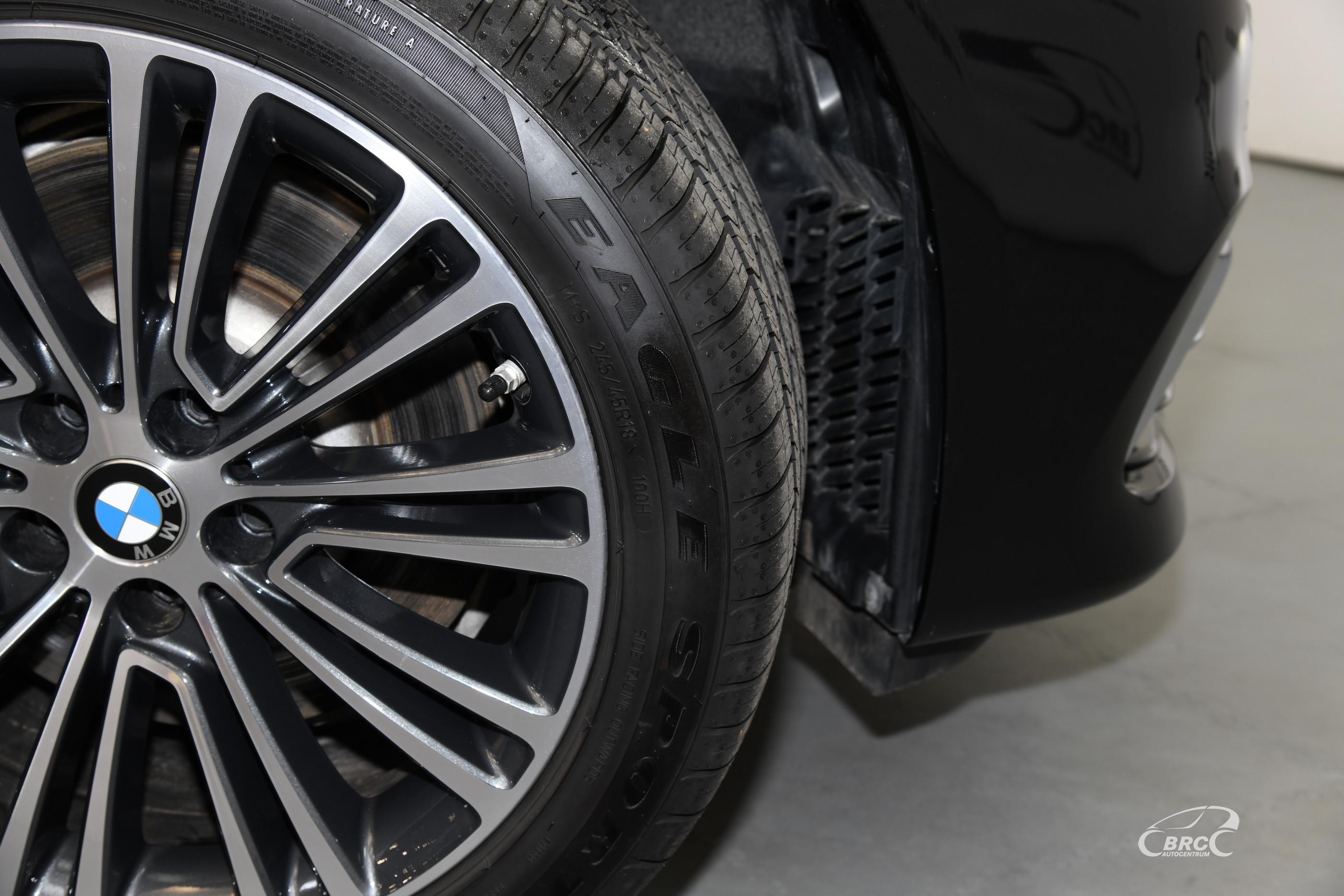 BMW 540 i Sport Line Automatas