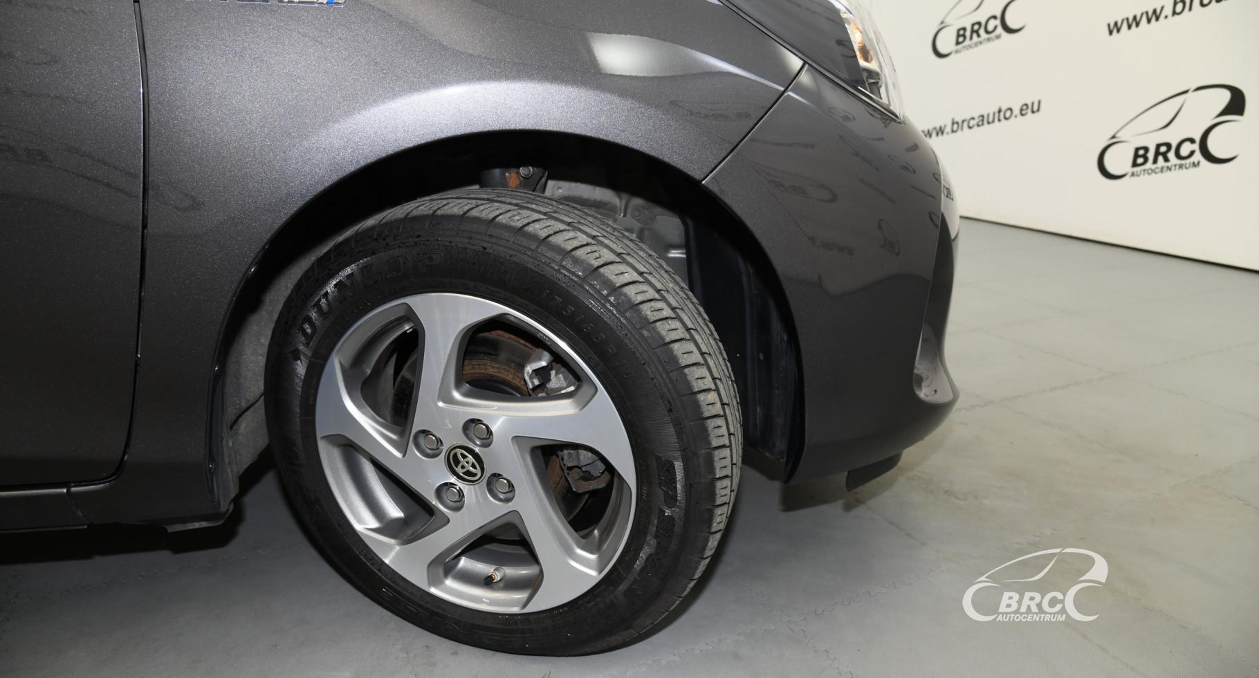 Toyota Yaris 1.5i Hybrid Automatas