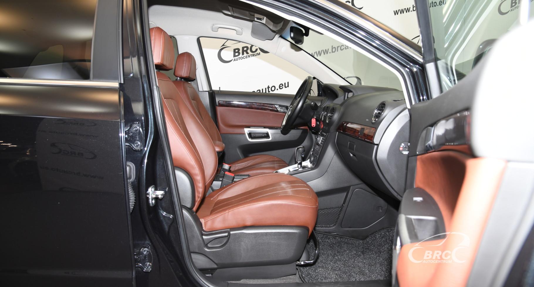 Opel Antara 2.2 CDTi Cosmo 4x4 Automatas