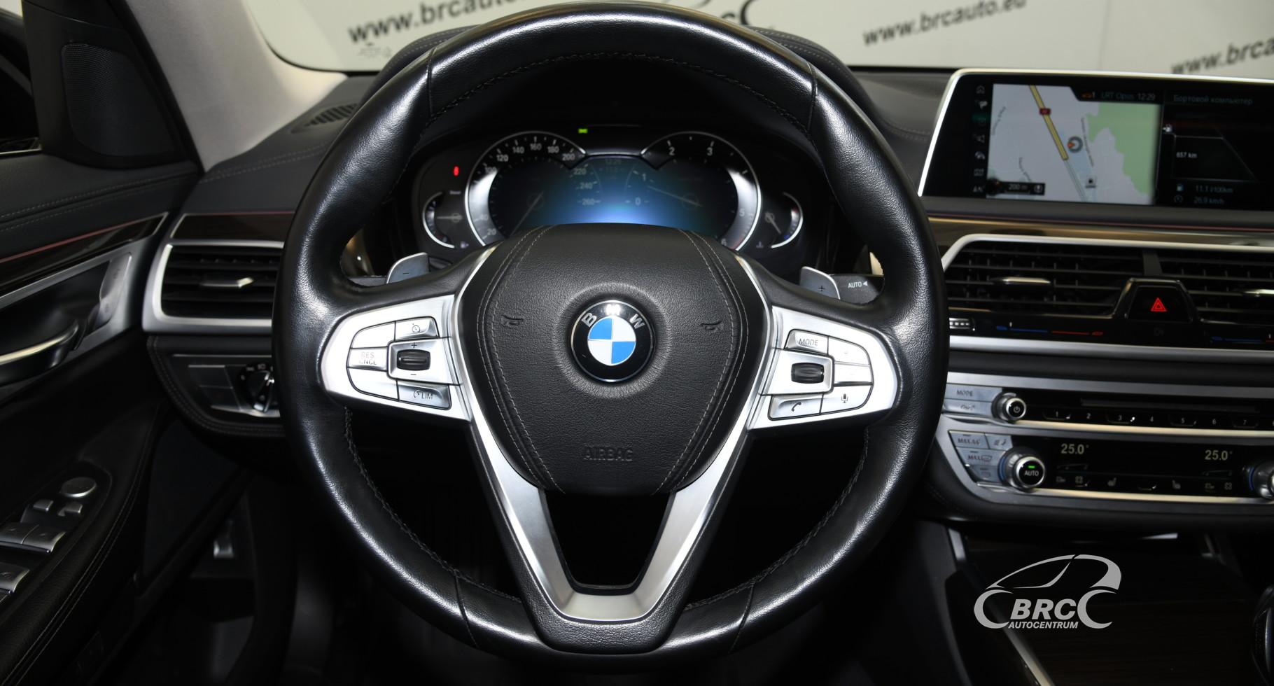 BMW 730 Ld xDrive Automatas