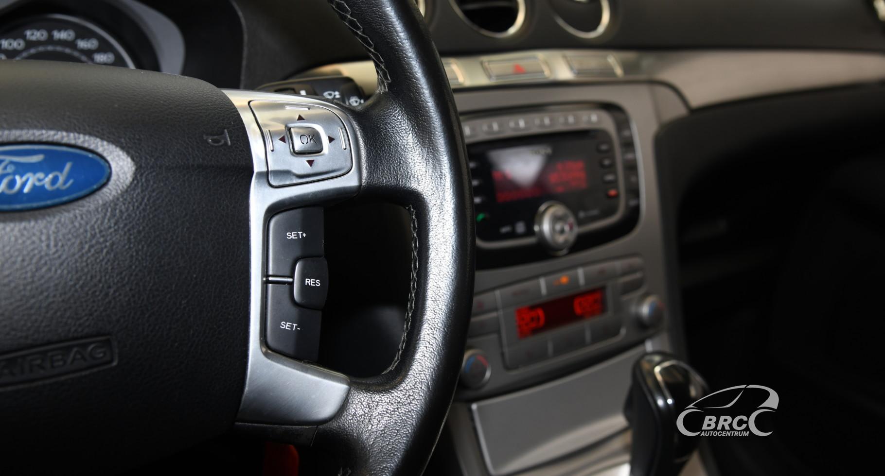 Ford S-Max 2.0TDCi Automatas
