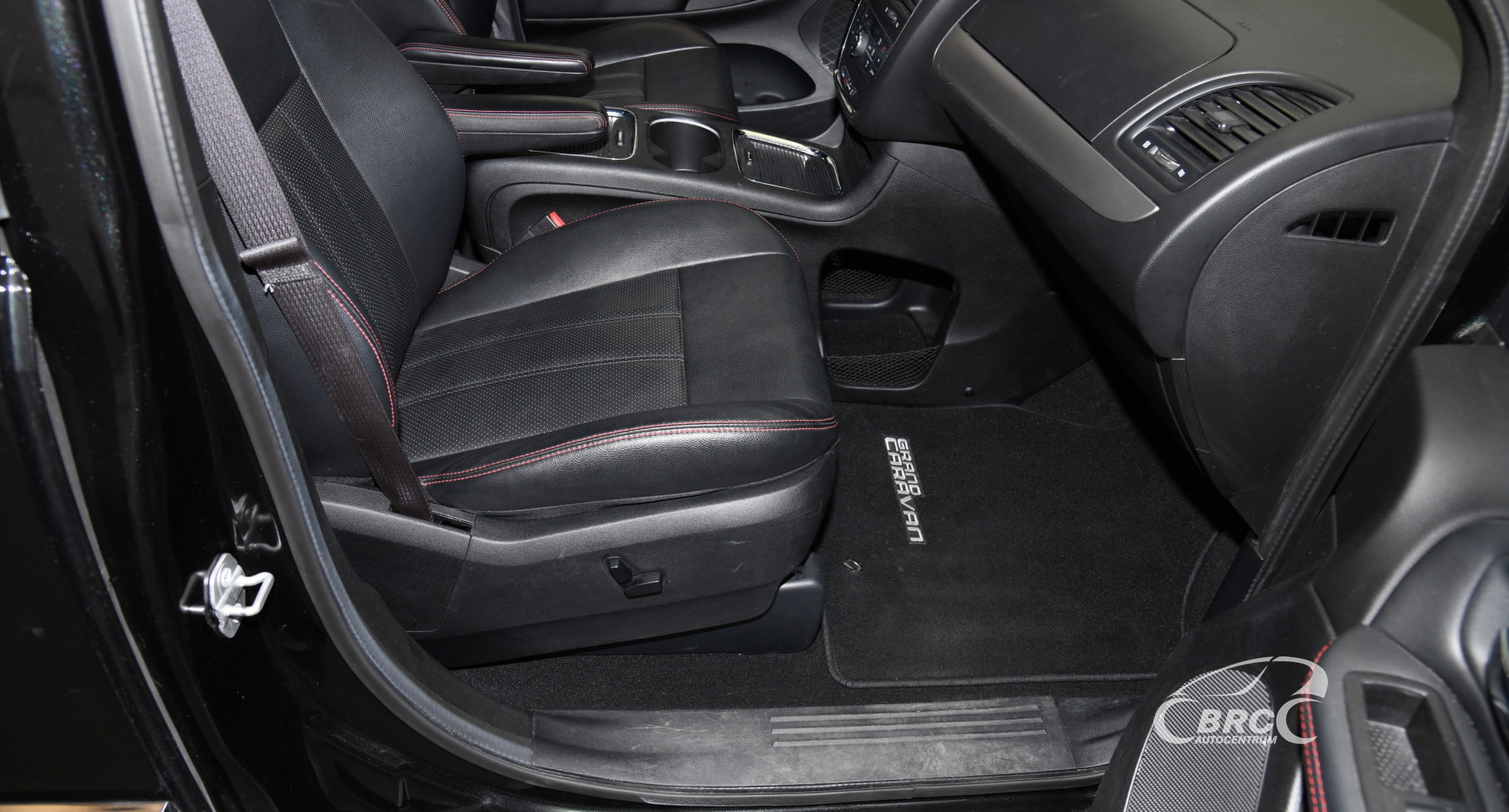 Dodge Grand Caravan 3.6 V6 R/T Flex Fuel Automatas