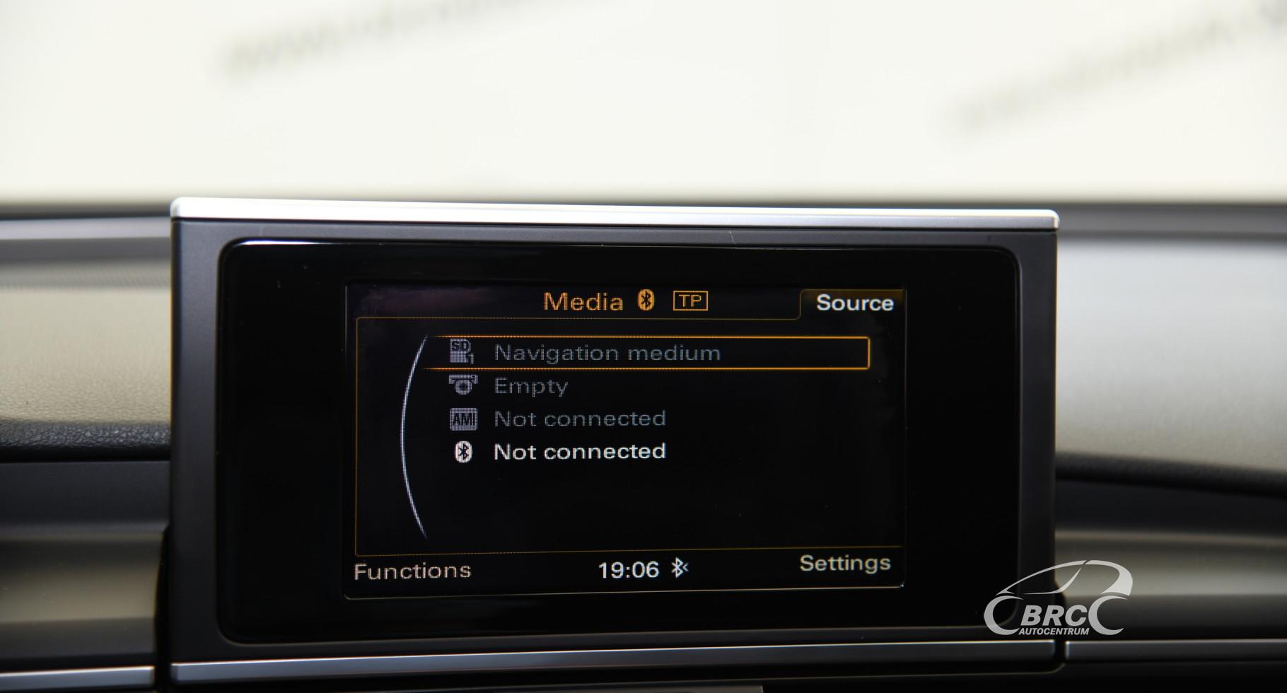 Audi A6 2.0 TDI S-Line Avant Automatas