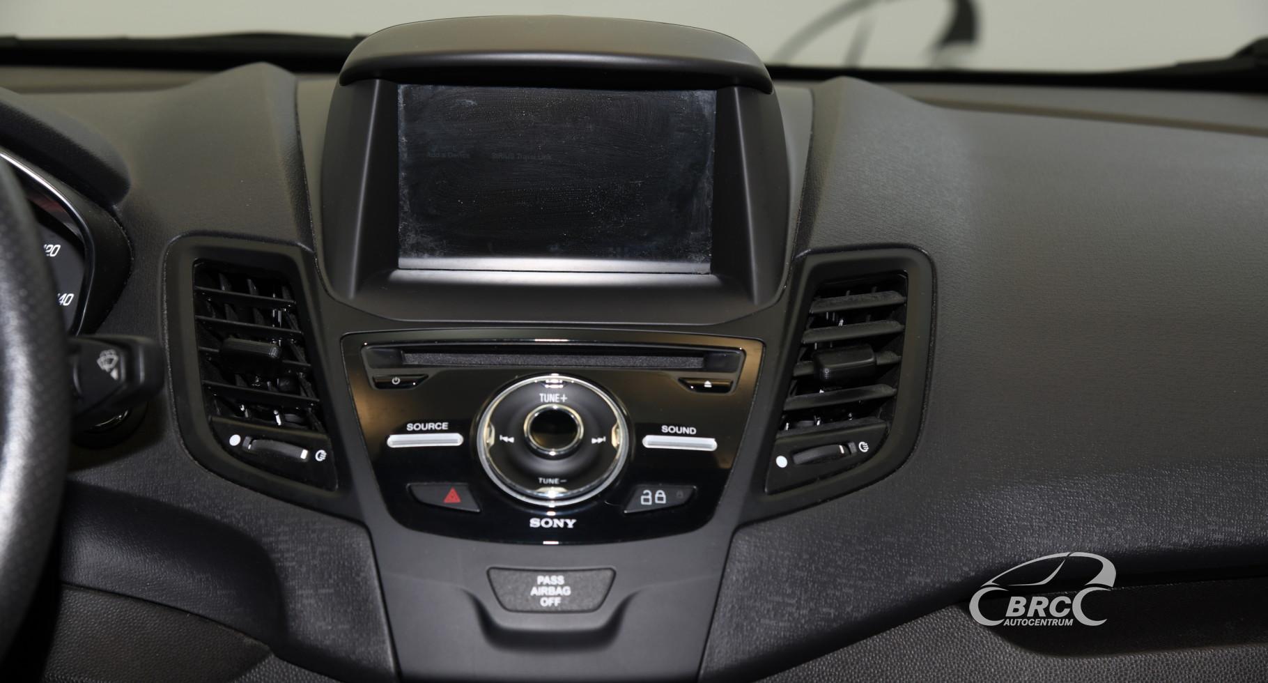 Ford Fiesta ST 1.6 EcoBoost SCTi