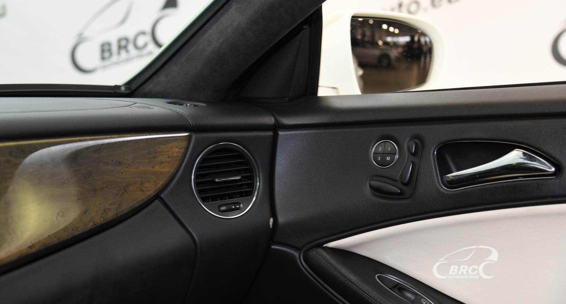 Mercedes-Benz CLS 320 CDI Automatas
