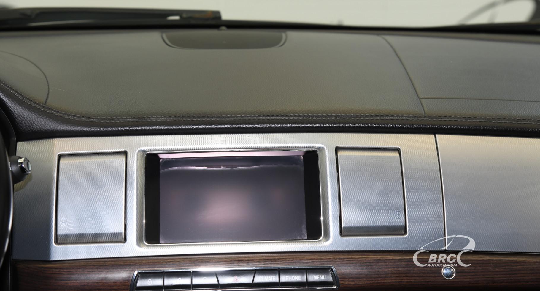 Jaguar XF 2.2 d Auomatas
