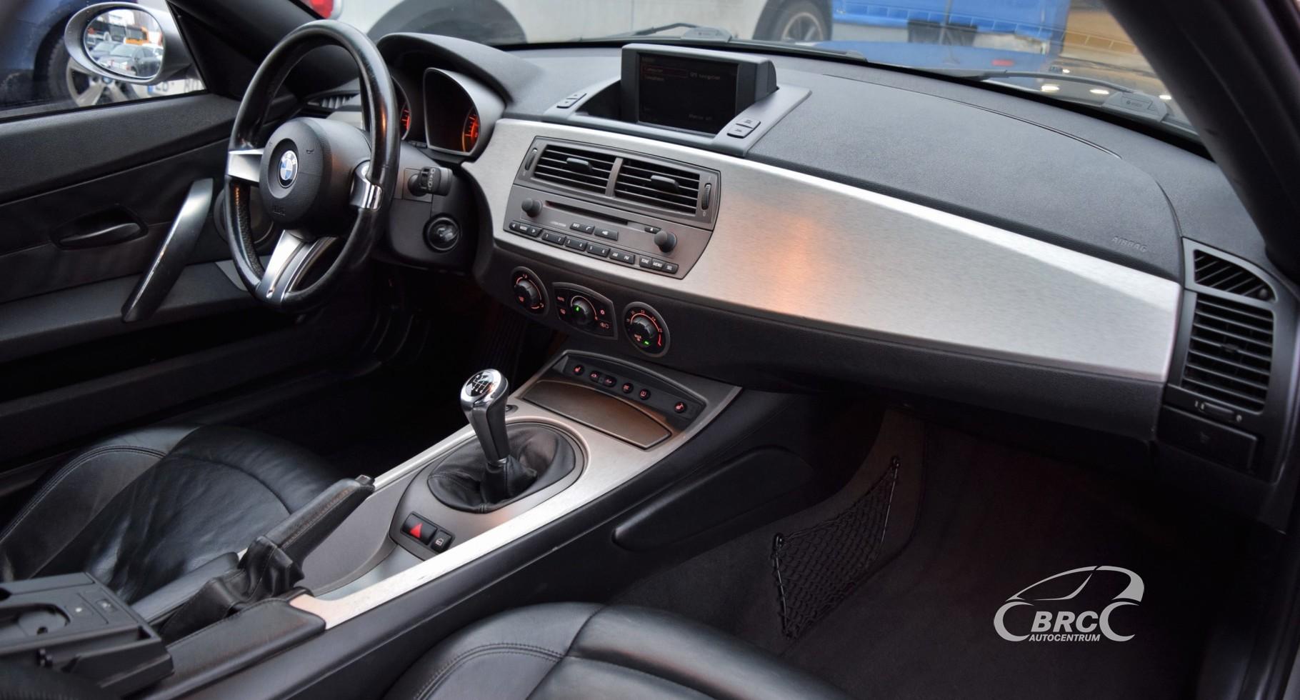 BMW Z4 Cabrio 3.0i MT