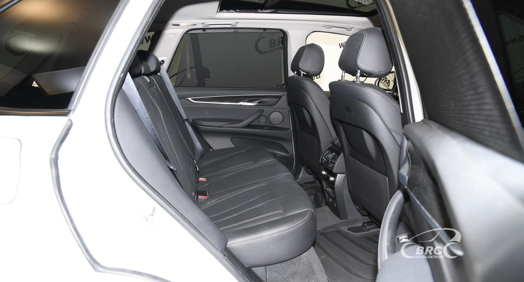 BMW X5 xDrive 35d M-pack Automatas