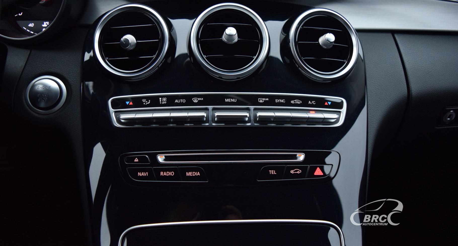 Mercedes-Benz C 200 D A/T