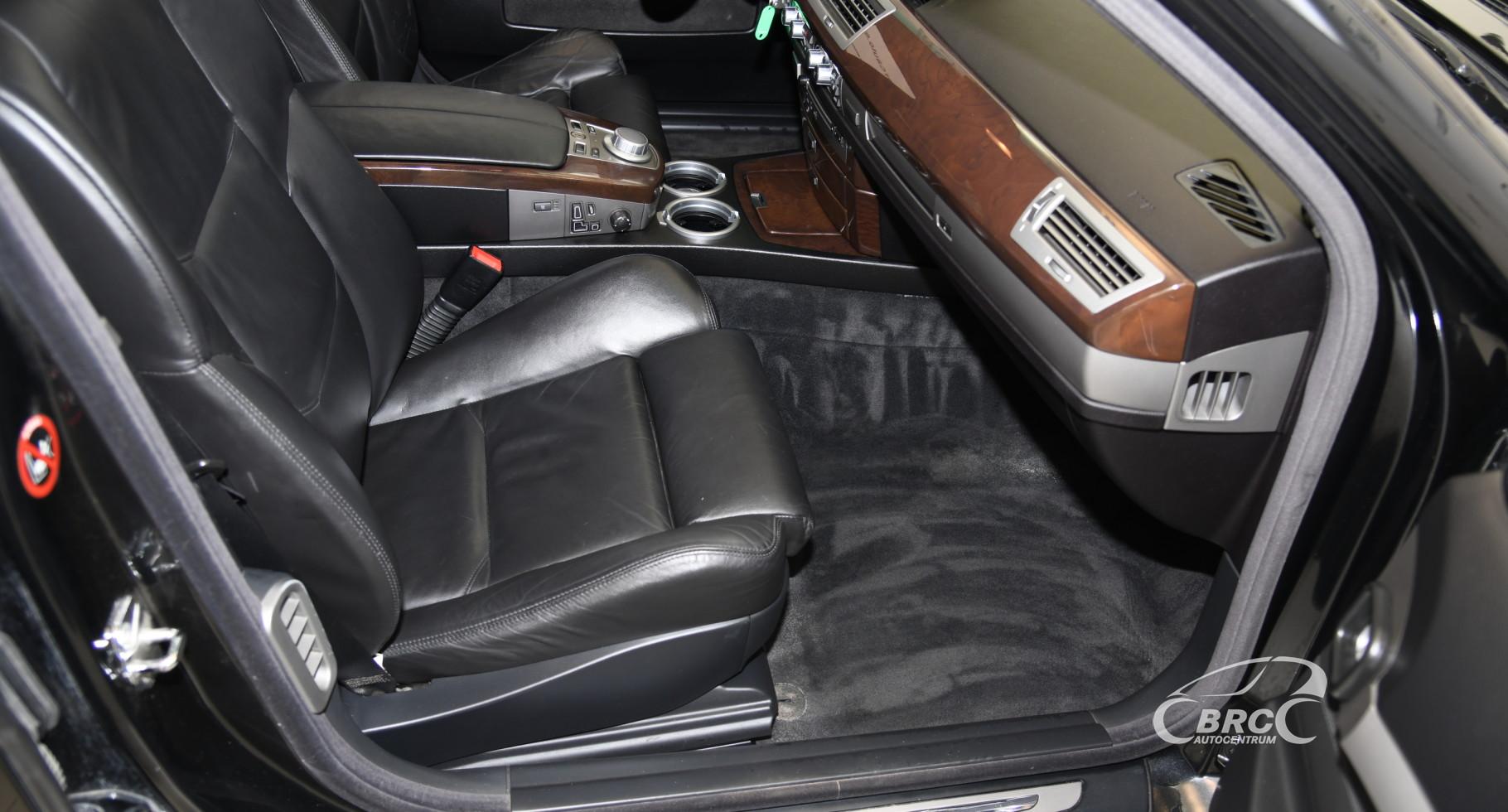 BMW 745 d Automatas