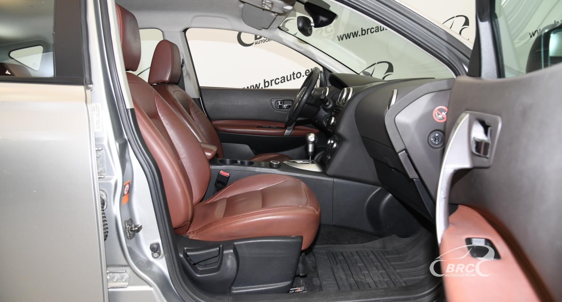 Nissan Qashqai 2.0i 4WD Automatas