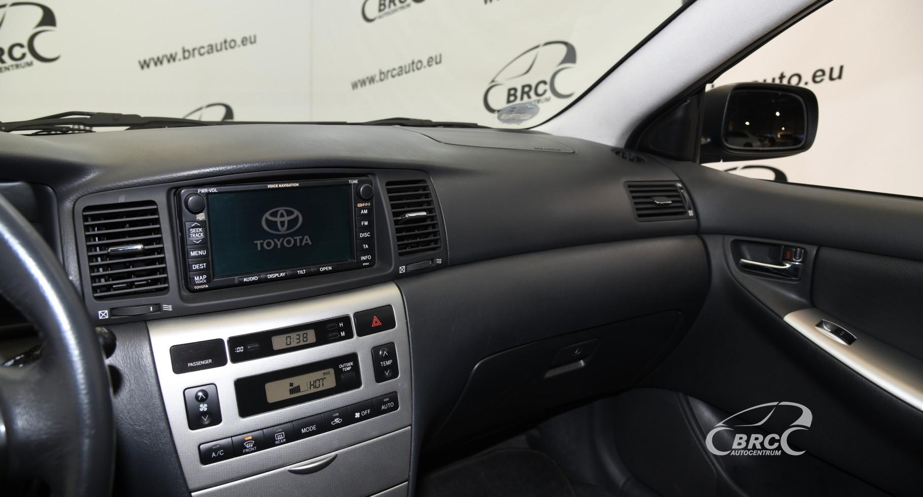 Toyota Corolla 2.0 D-4D Linea Sol