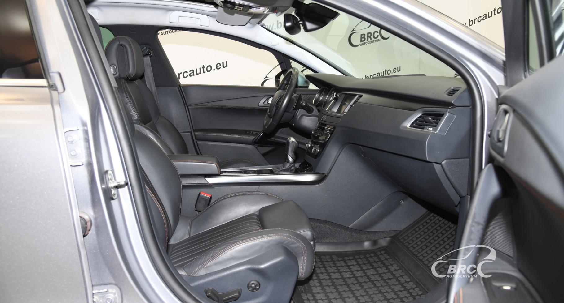 Peugeot 508 RXH 2.0 BlueHDi SW Automatas