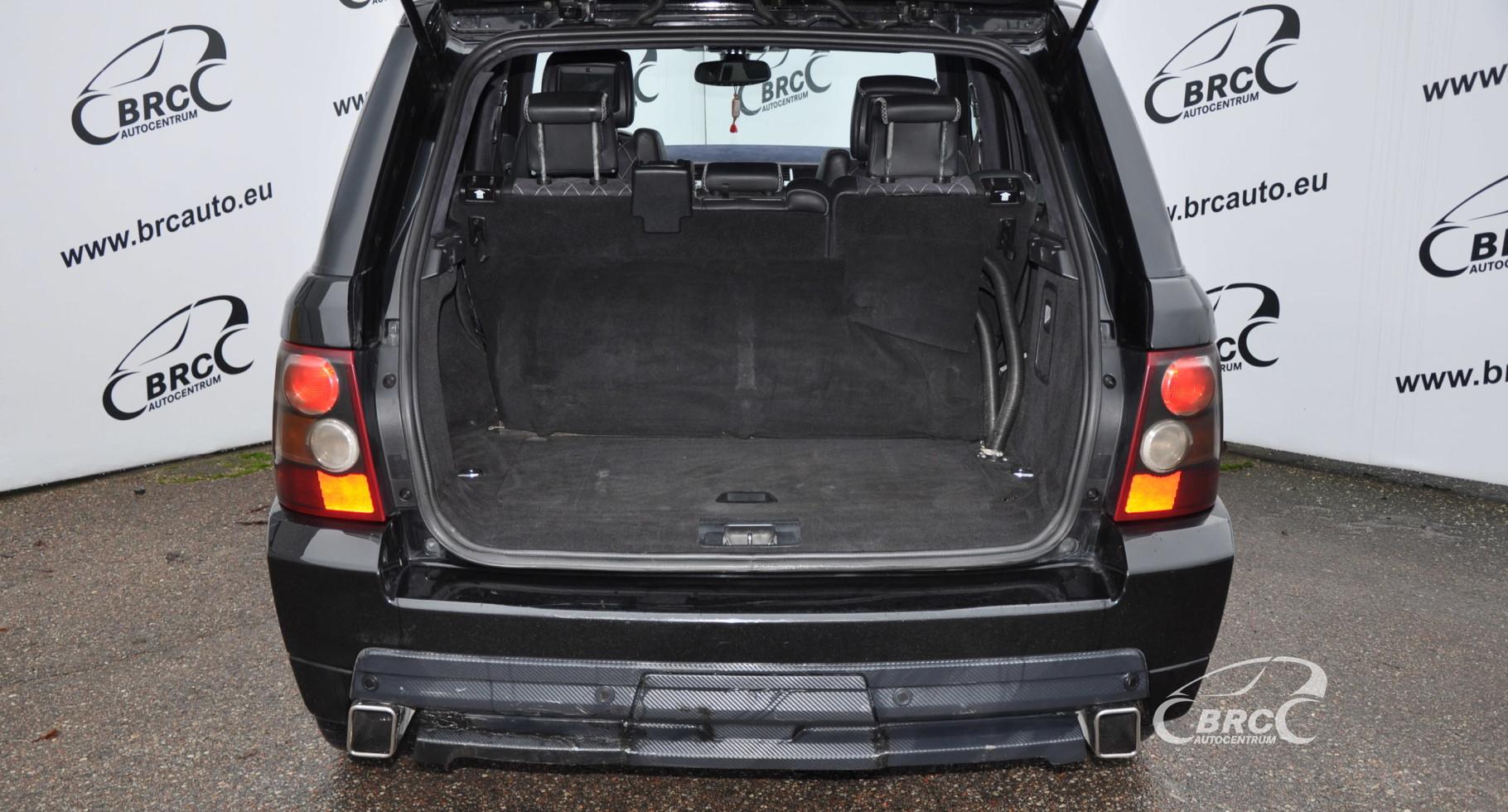 Land-Rover Range Rover Sport 4.4i Automatas Dujos