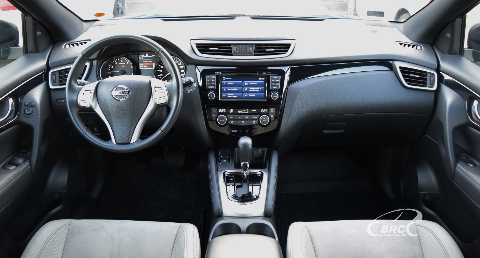 Nissan Qashqai Tekna  A/T