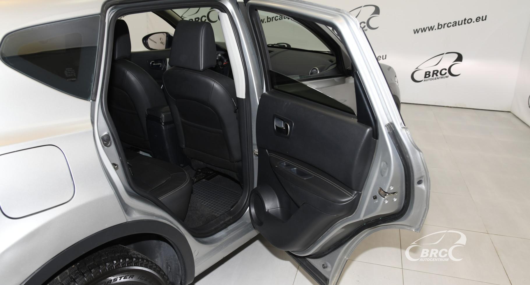 Nissan Qashqai 2.0 dCi 4WD