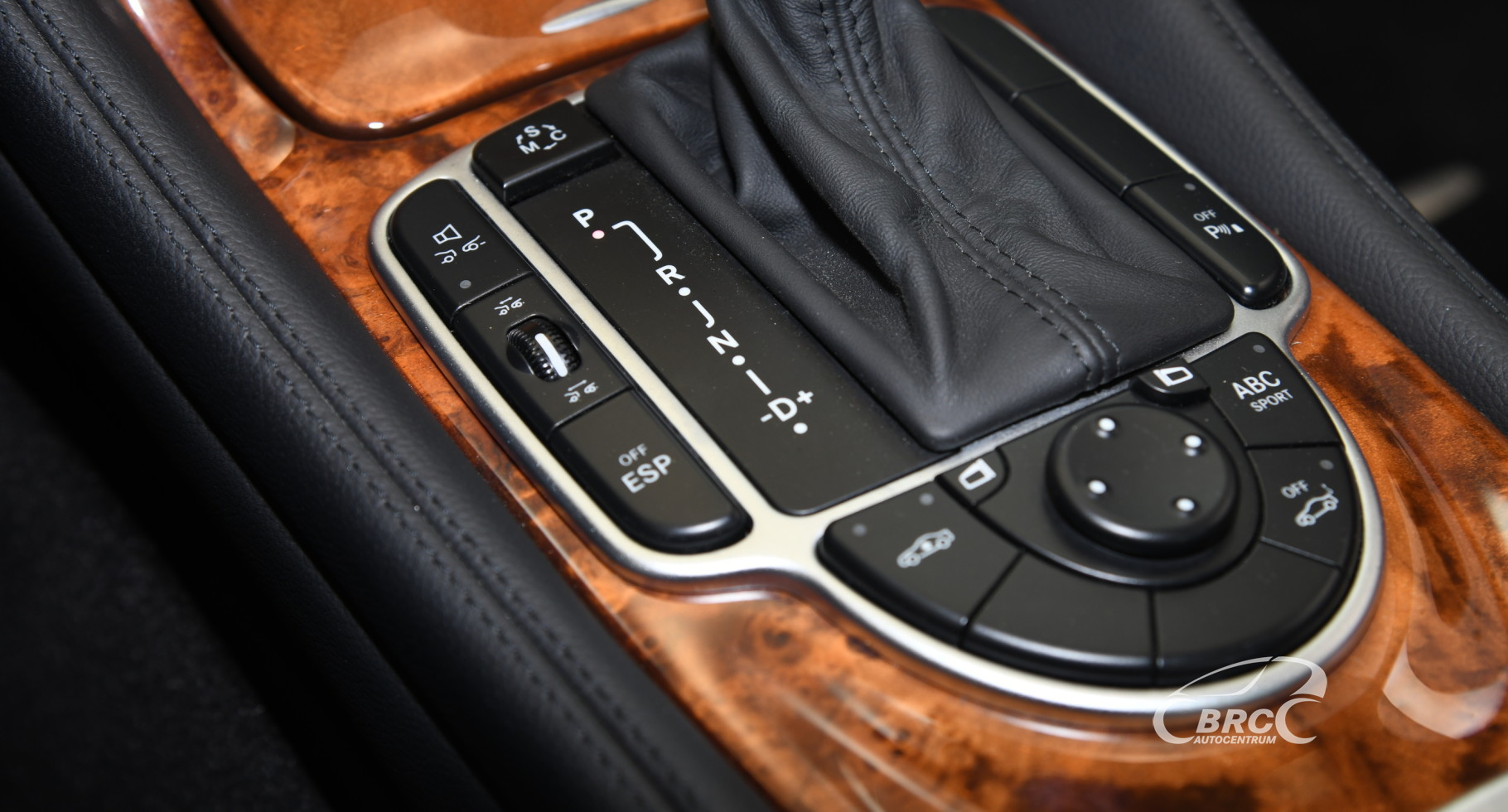 Mercedes-Benz SL 550 Automatas