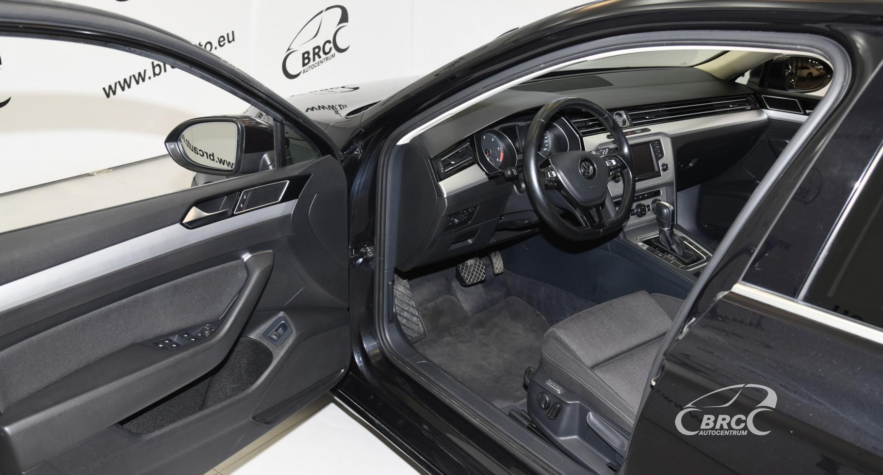 Volkswagen Passat 1.6 TDI DSG Variant Automatas