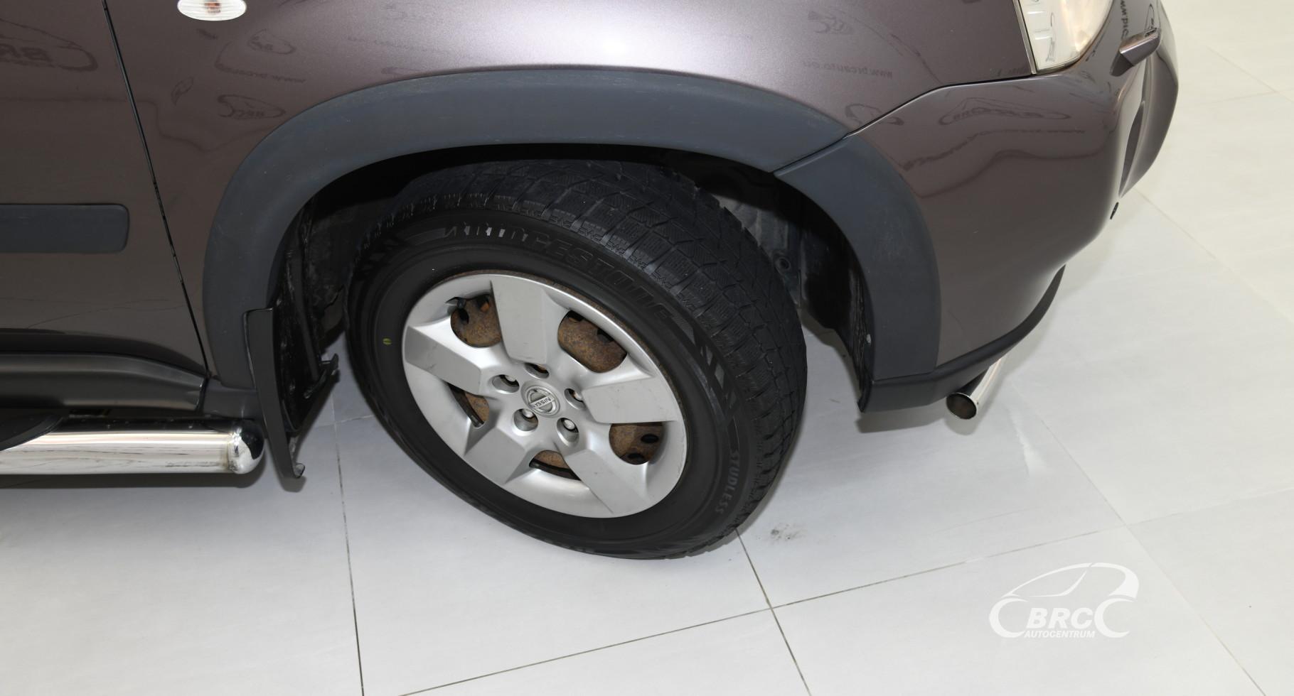 Nissan X-Trail 2.0 i 4X4