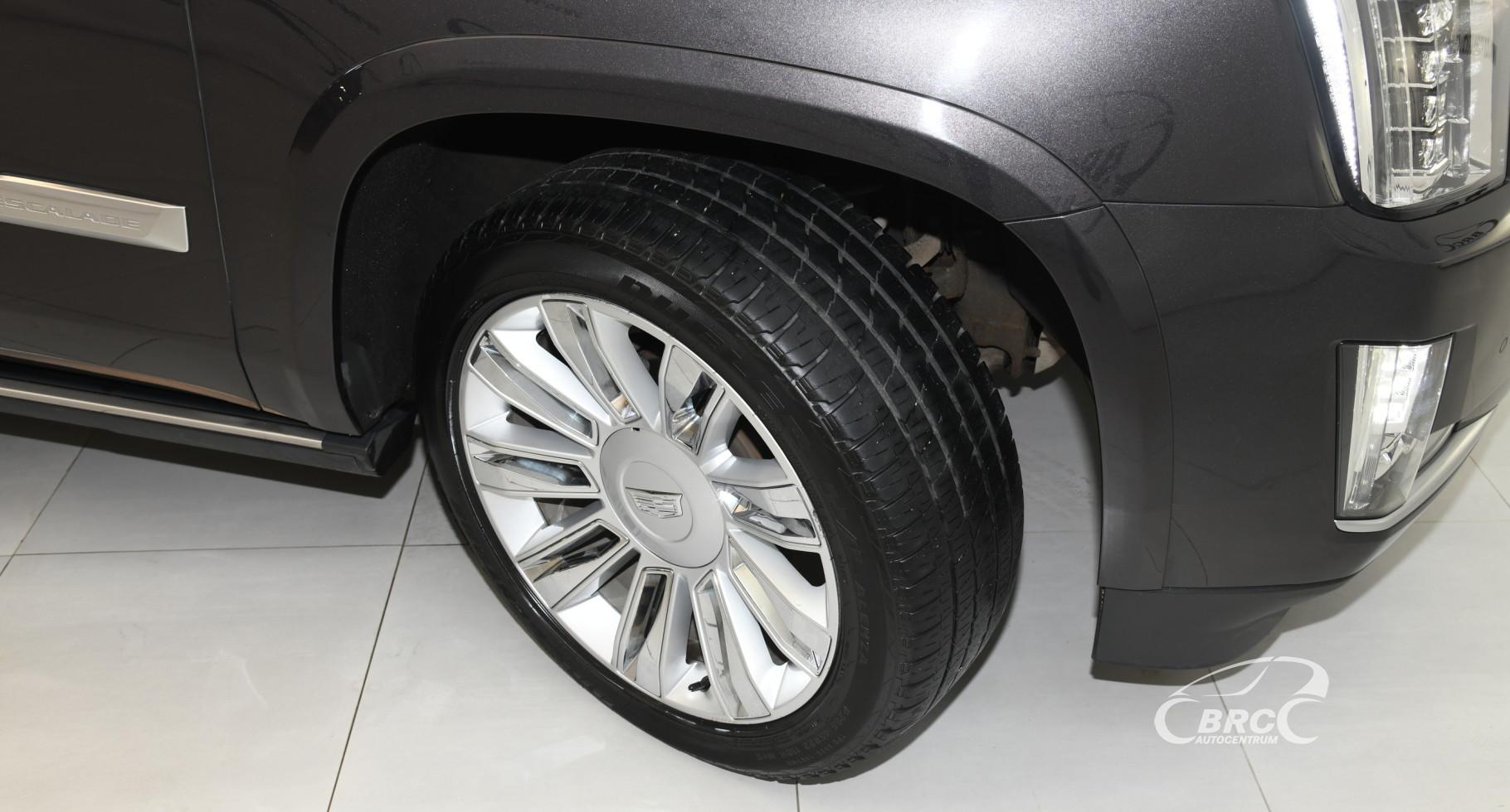 Cadillac Escalade 6.2 ESV Platinum Automatas