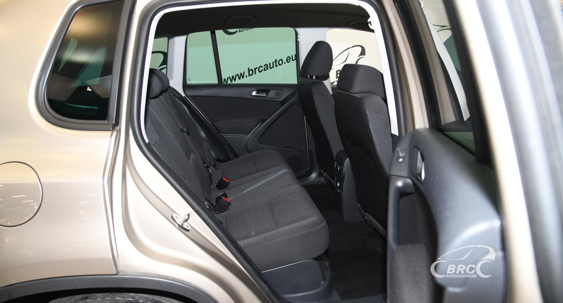 Volkswagen Tiguan 2.0 TDI 4Motion Trend