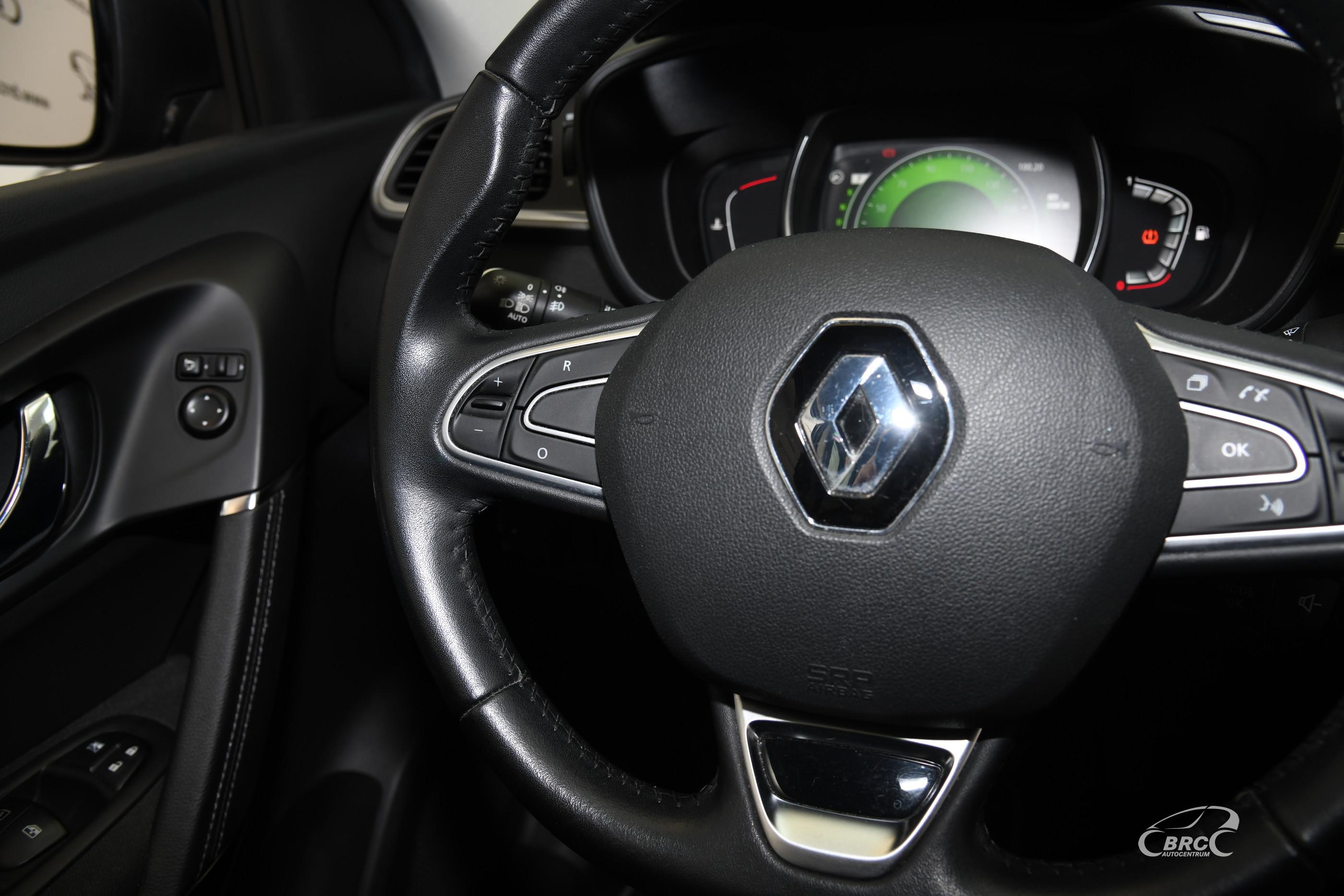 Renault Kadjar 1.5 dCi Automatas