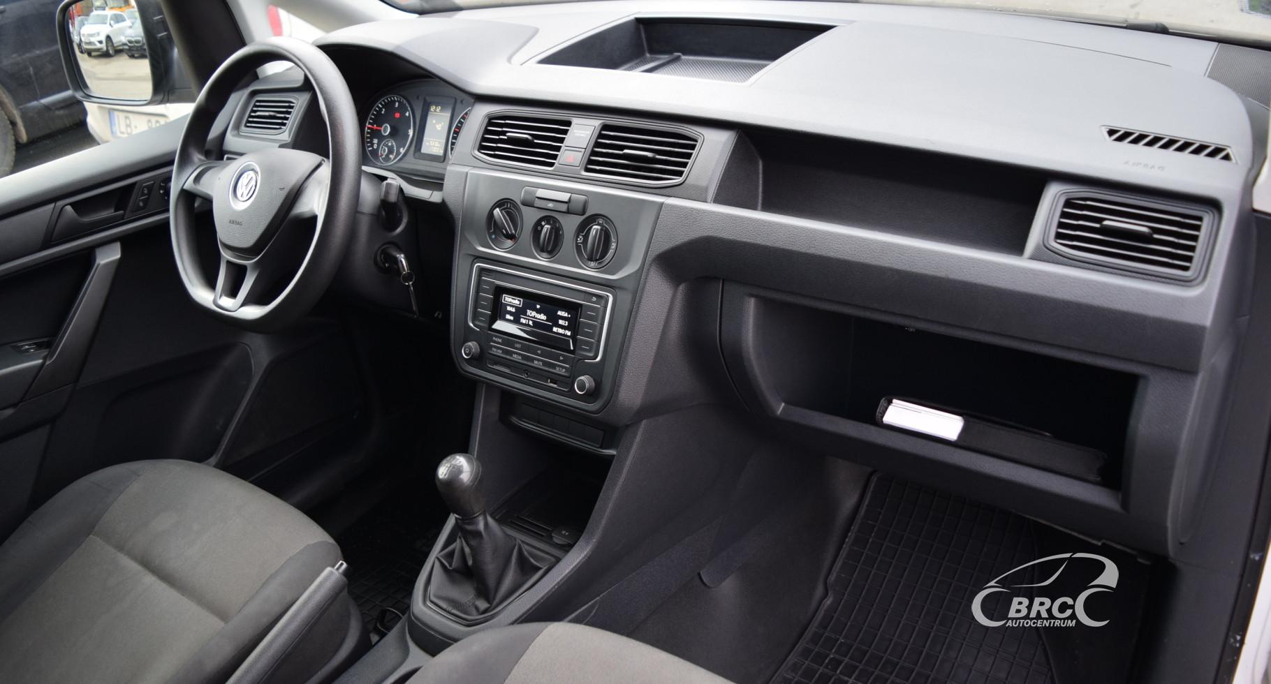 Volkswagen Caddy TDi M/T