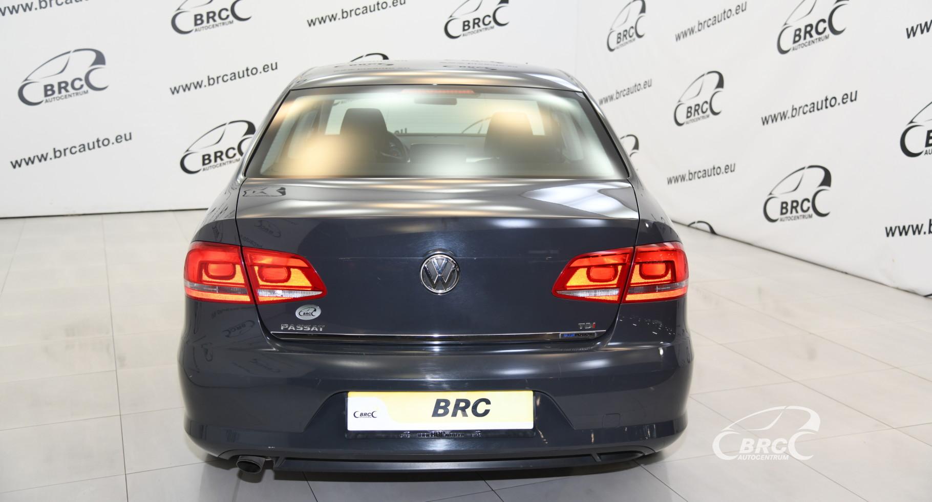 Volkswagen Passat 1.6 TDI BlueMotion