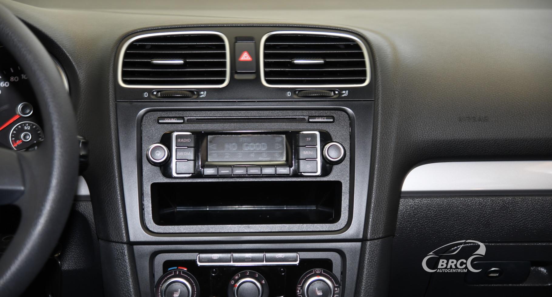 Volkswagen Golf 1.6 TDI Trend