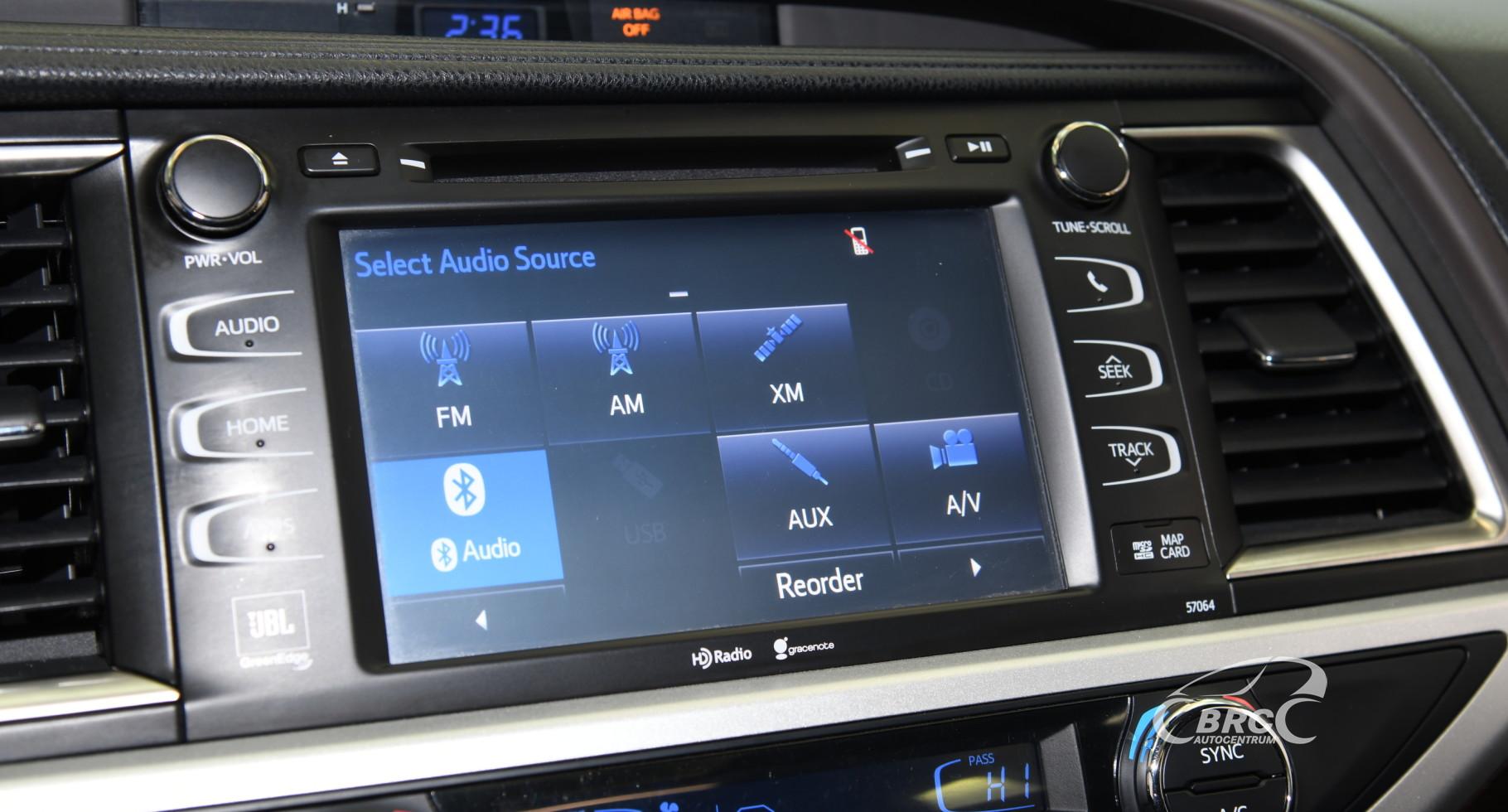 Toyota Highlander 3.3 Hybrid Limited AWD Automatas