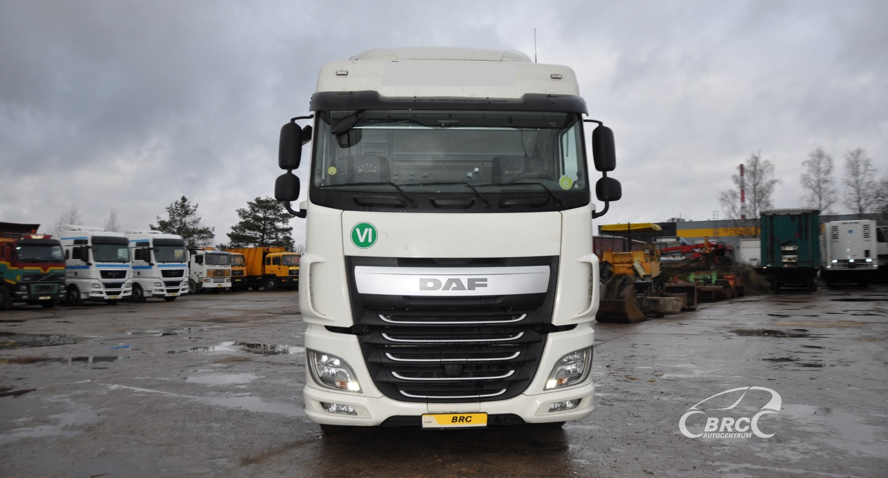 DAF XF 460 FT Euro6 SpaceCab