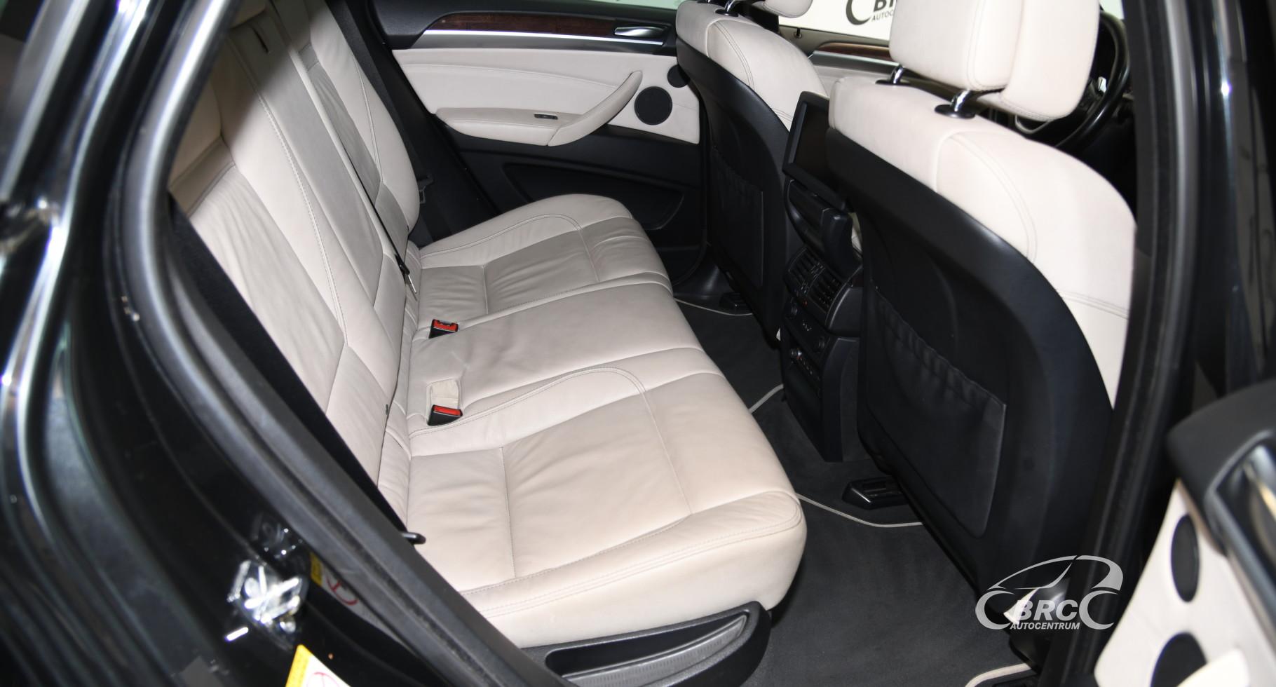 BMW X6 xDrive 3.0d Automatas