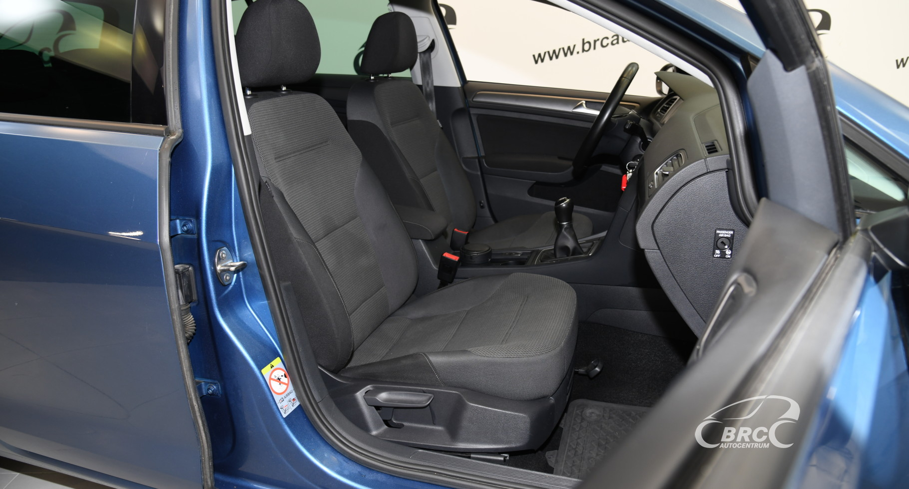 Volkswagen Golf 1.6 TDI BlueMotion